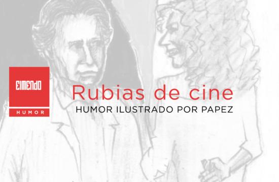 Rubias de cine por Papez