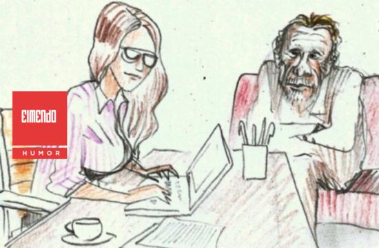 Bukowski en el psicólogo