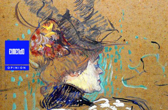 Un amor entre lienzos y pinturas