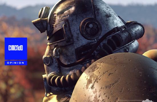 Fallout 76 entre el amor y el odio