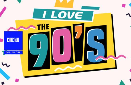 Los 10 elementos más característicos de los 90′