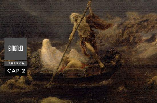 Los amantes de río Estigia | Capítulo II