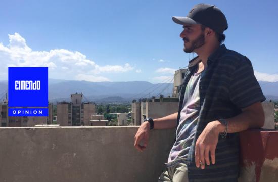 Entrevista interactiva al insoportable Sebastián Valverde