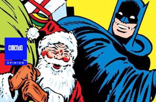 Los mejores cómics para regalar en navidad
